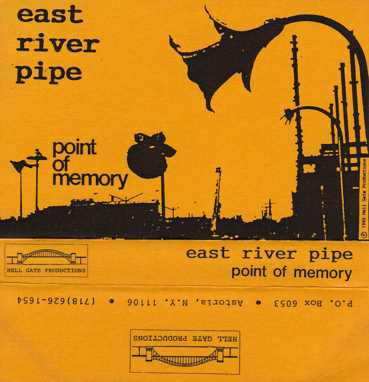 East River Pipe: Point Of Memory