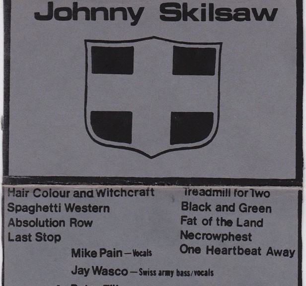 Johnny Skilsaw 1991