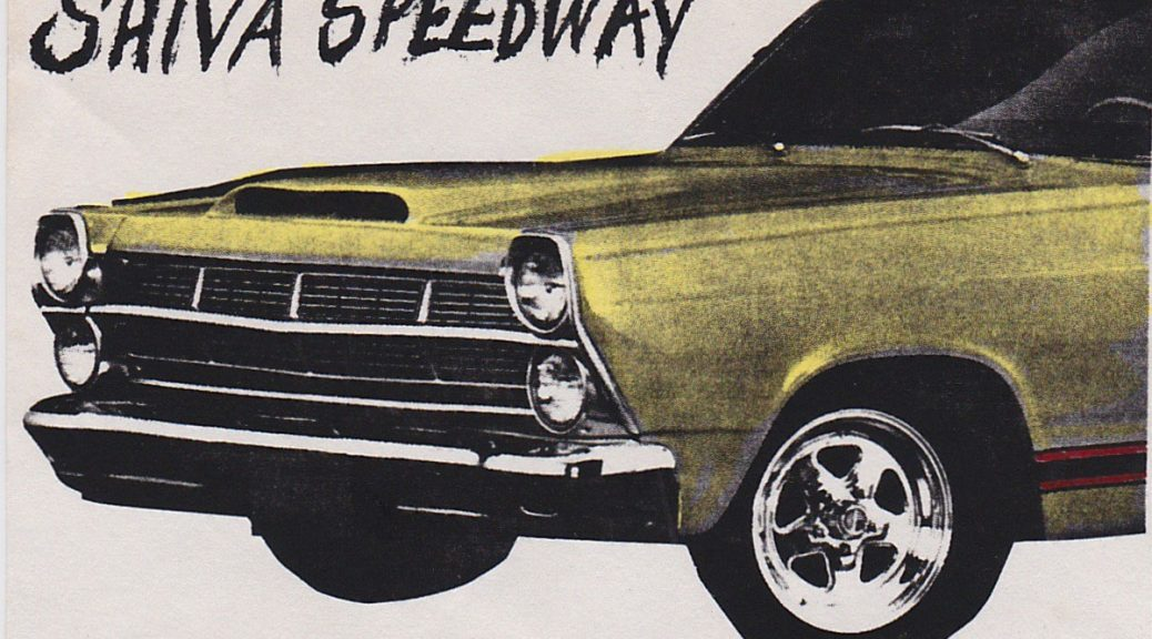 Shiva Speedway: 3-songs, 1994