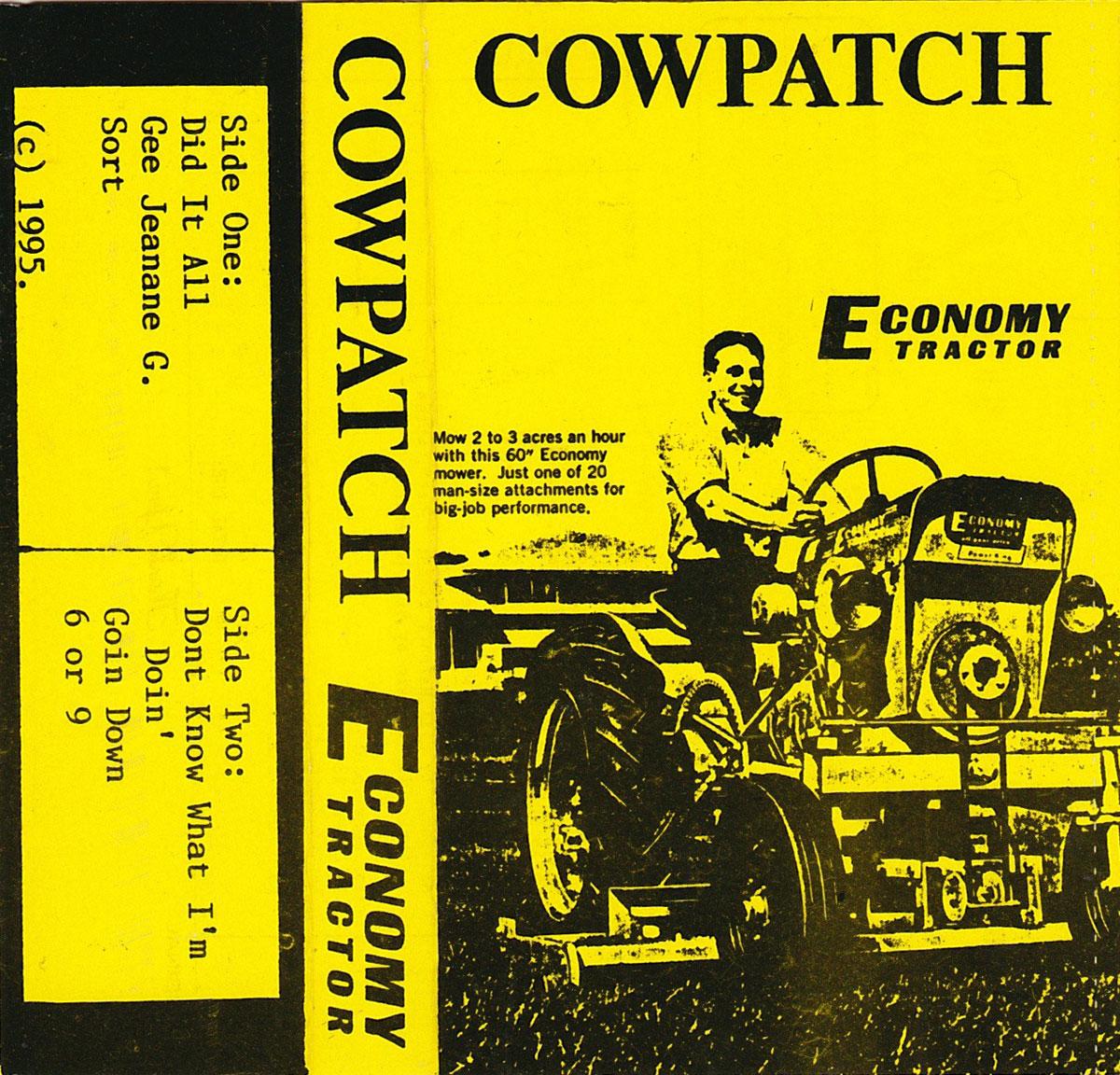 Cowpatch: Economy Tractor, 1995
