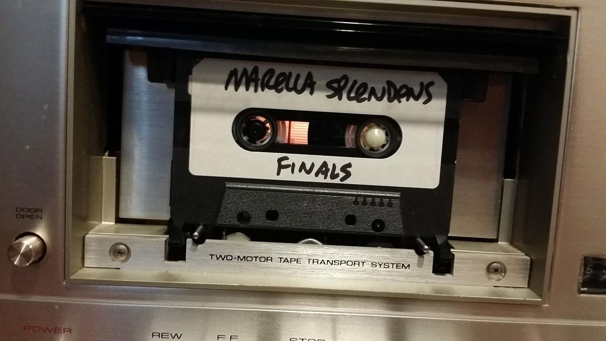 Marella Splendens: Finals, 1996