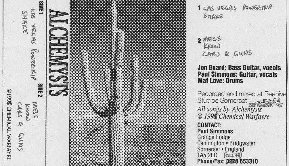 Alchemysts: Five Songs, 1995