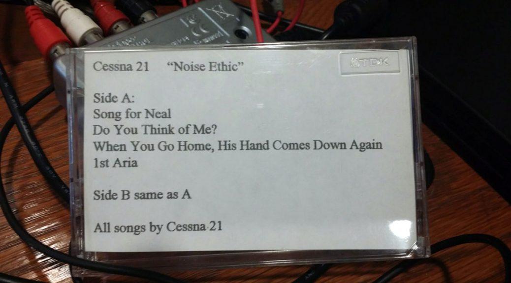 Cessna 21: Noise Ethic, 1995