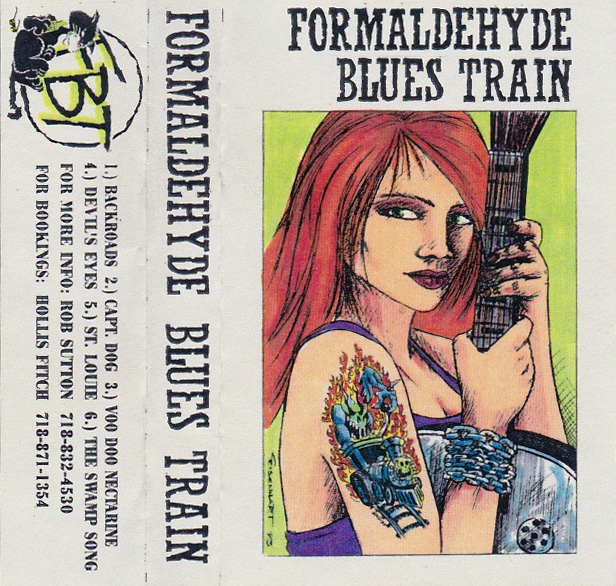 Formaldehyde Blues Train