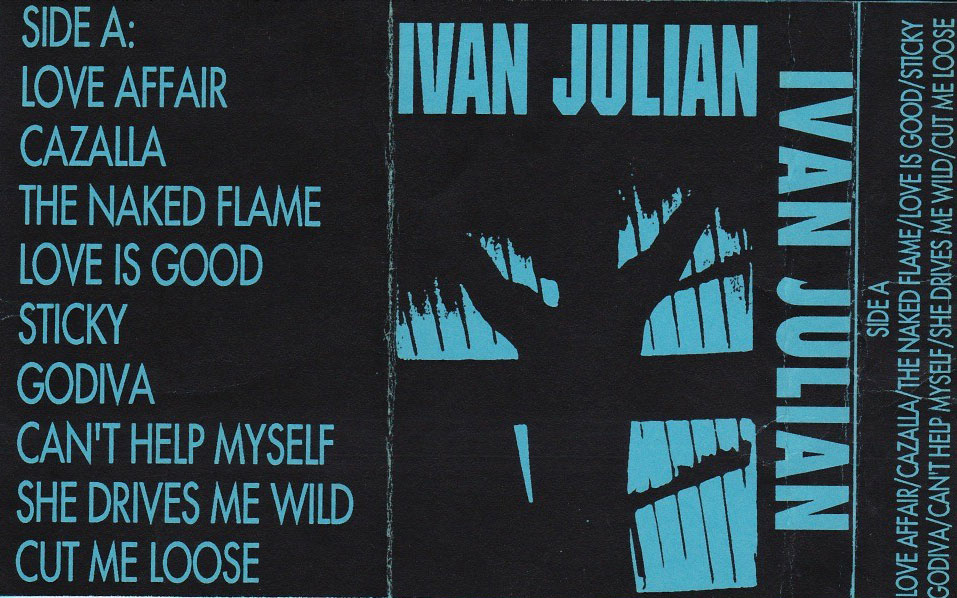 Ivan Julian: Ten songs, circa 1995