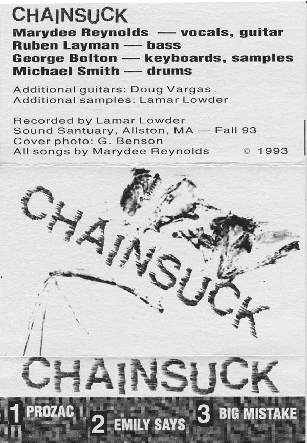 Chainsuck: Three songs, 1994