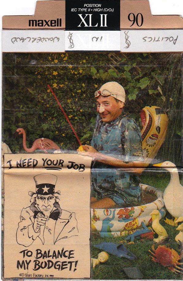 John Sosnowski: Politics In Wonderland, 1992