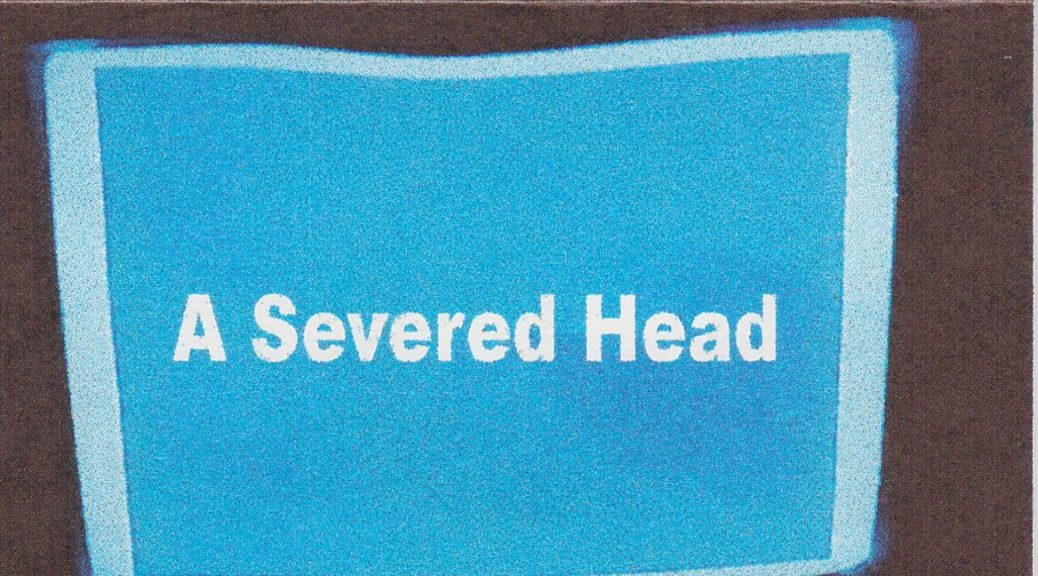 Cystem: A Severed Head, 1998