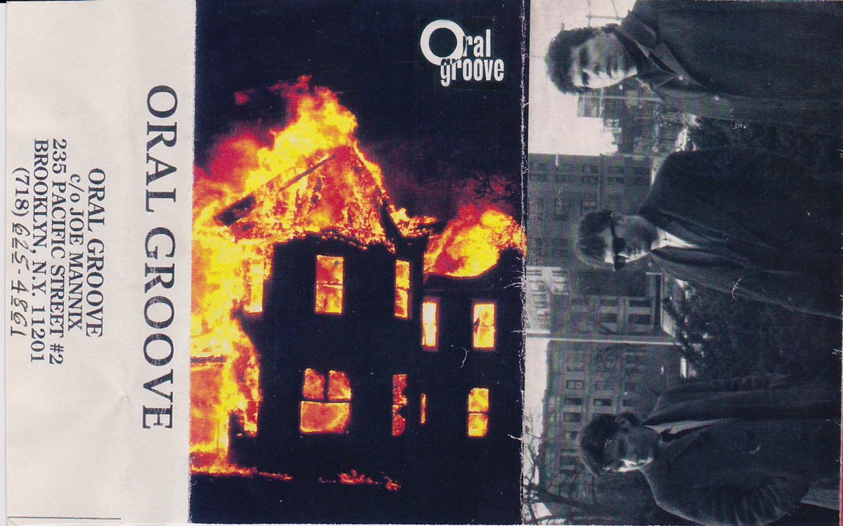 Oral Groove: Four songs, 1992