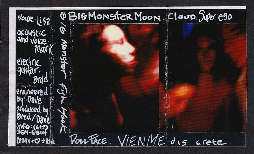 Big Monster Fish Hook: Six-songs, circa 1995