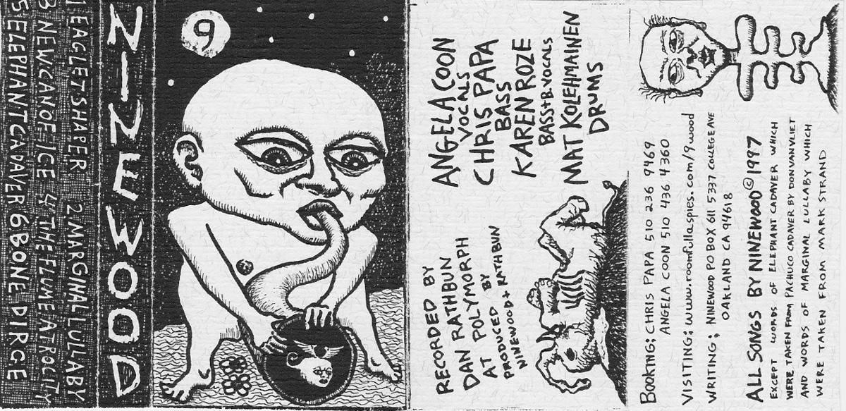 Ninewood: Six songs,1997
