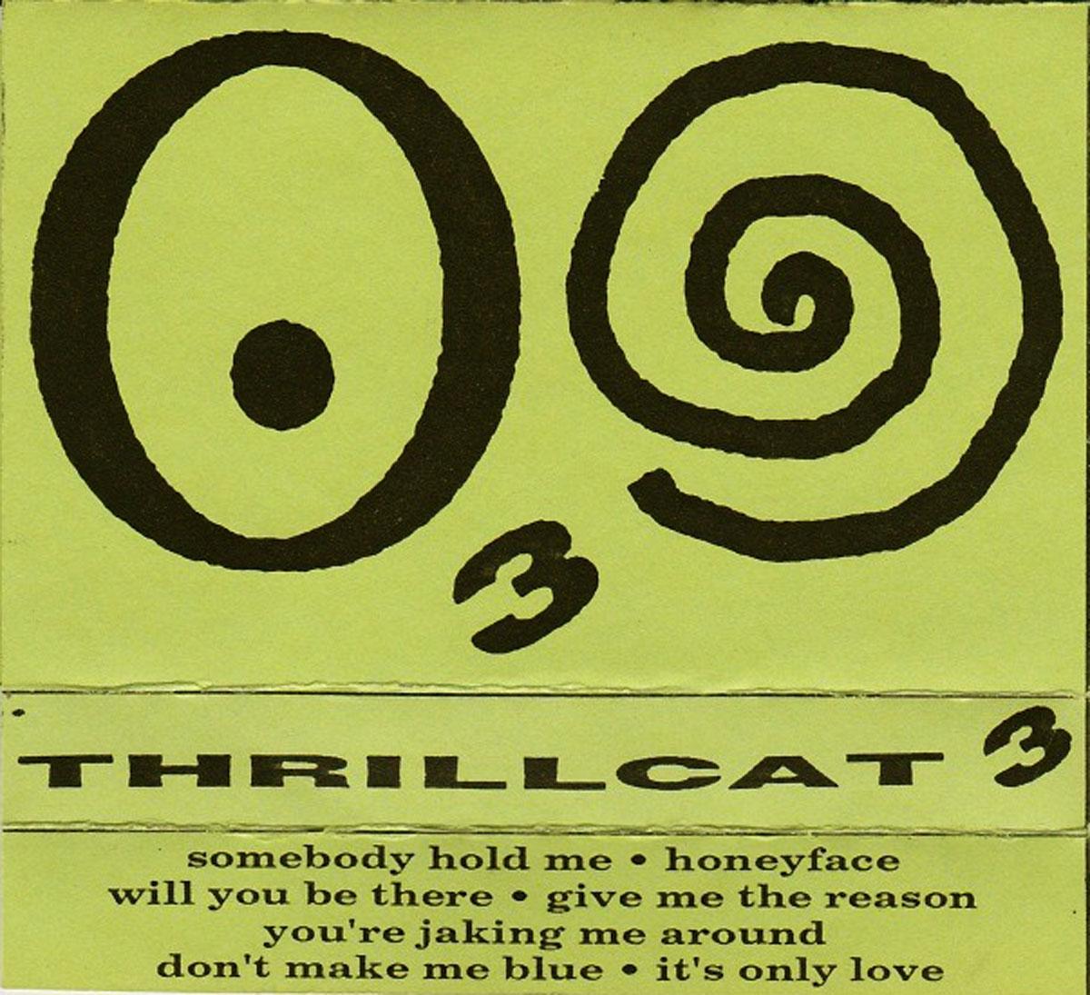 Thrillcat 3, 1992