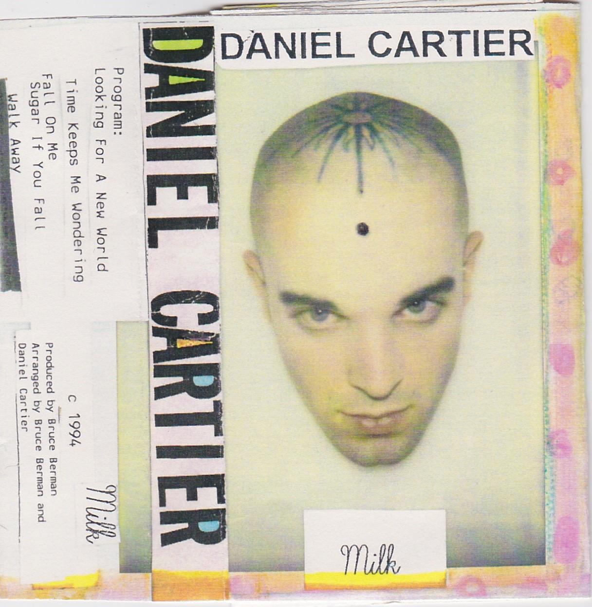 Daniel Cartier, Milk, 1994